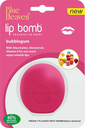 Blue Heaven Lip Bomb - Bubble Gum