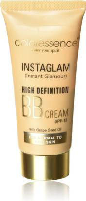 Coloressence Instaglam HD BB cream