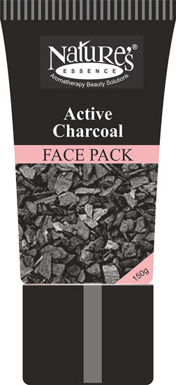 Nature's Essence Active Charcoal Face Pack