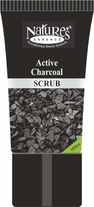 Nature's Essence Active Charcoal Scrub