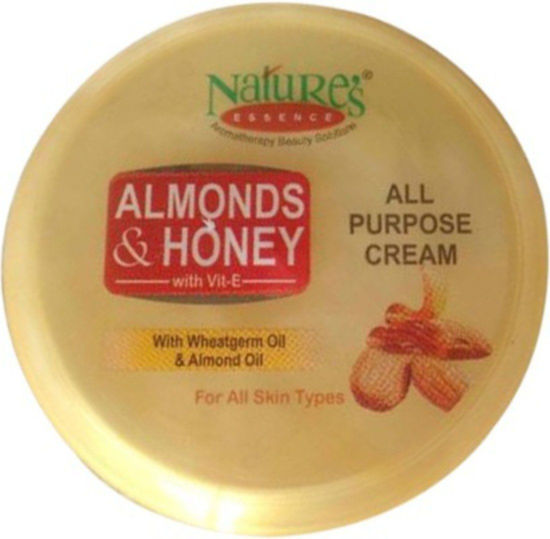 Nature's Essence Almond & Honey Cream