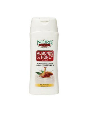 Nature's Essence Almond and Honey Deep Cleansing Milk