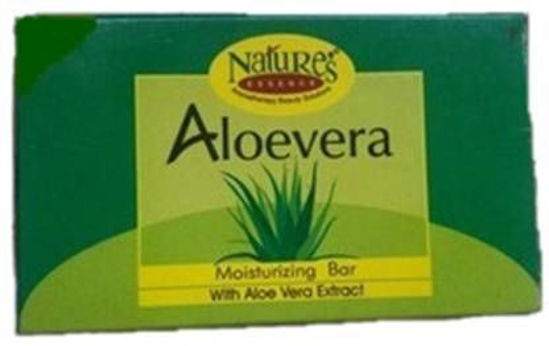 Nature's Essence Aloe Vera Moisturizing Bar