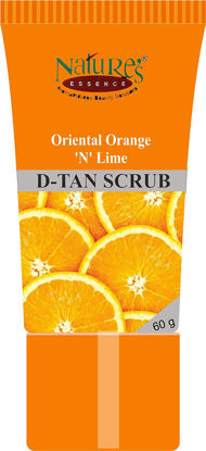 Nature's Essence D Tan Scrub