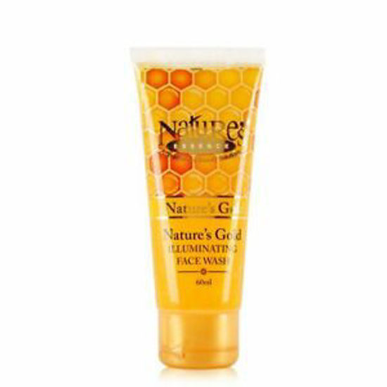 Nature's Essence Gold Illuminating Face Wash