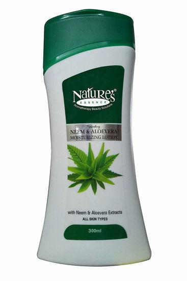 Nature's Essence Neem & Aloevera Moisturising Lotion