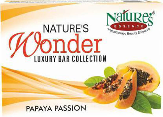 Nature's Essence Papaya Passion Wonder Luxury Soap