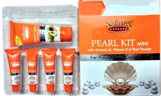 Nature's Essence Pearl Facial Kit