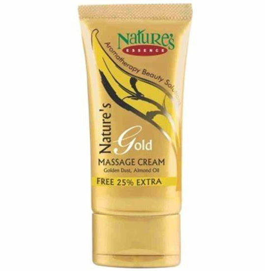 Nature's Essence Ravishing Gold Massage Cream
