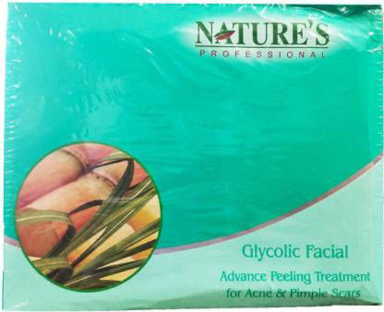 Nature's Professional Glycolic Facial Kit