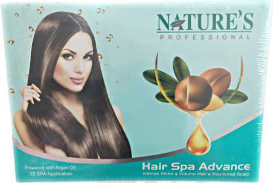 Nature's Professional Hair Spa Advance