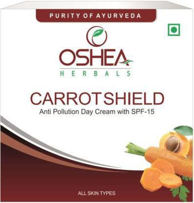 Oshea  Carrotshield Anti-Pollution Day Cream