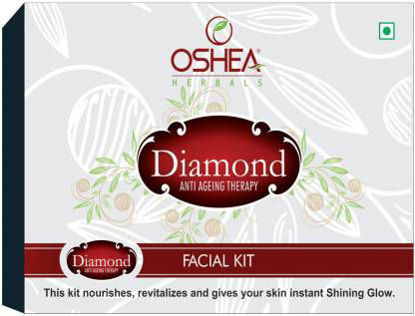 Oshea  Diamond Facial Kit, Multicolor