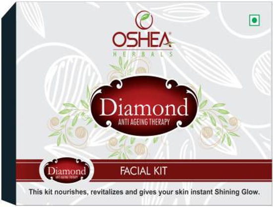 Oshea  Diamond Facial Kit, Multicolor
