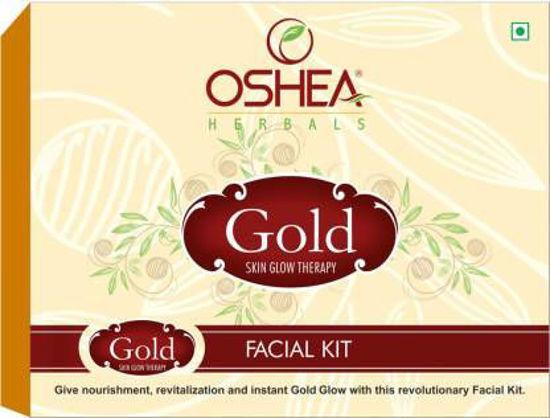 Oshea  Gold Facial Kit, Multicolor