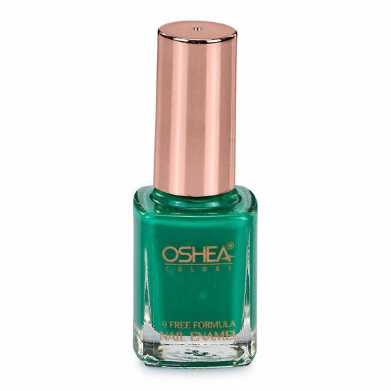 Oshea  Nail Enamel 21 Garden Green