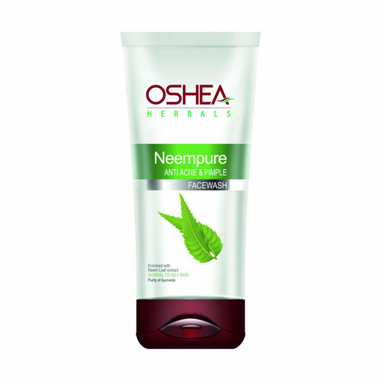 OSHEA Neempure Anti Acne & Pimple Face Wash